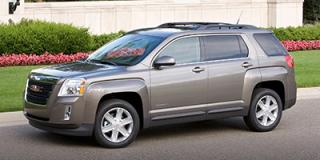 Used 2015 GMC Terrain SLE for sale in Barrie, ON