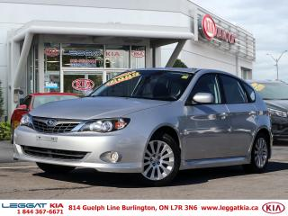 Used 2009 Subaru Impreza 2.5i for sale in Burlington, ON