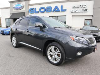 Used 2011 Lexus RX 450h AWD HYBRID NAV. BACK UP CAM. for sale in Ottawa, ON