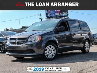 Used 2018 Dodge Caravan for sale in Barrie, ON