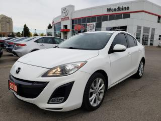 Used 2010 Mazda MAZDA3 GT for sale in Etobicoke, ON