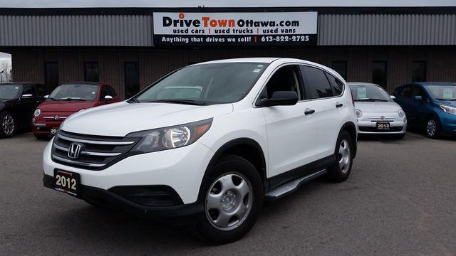 2012 Honda CR-V LX AWD  **90 Days no Payments**