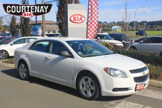 Used 2012 Chevrolet Malibu LS w/Key-Less Entry for sale in Courtenay, BC