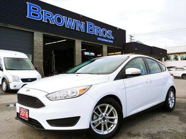 2016 Ford Focus SE, LOCAL, NO ACCIDENTS, BACKUP CAMERA, BLUETOOTH