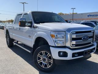 Used 2016 Ford F-250 LARIAT for sale in Midland, ON