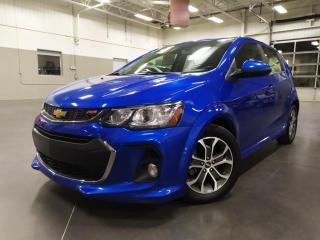 Used 2017 Chevrolet Sonic RS/DEMARREUR/SIEGES CHAUFFANT/BLUETOOTH for sale in Blainville, QC