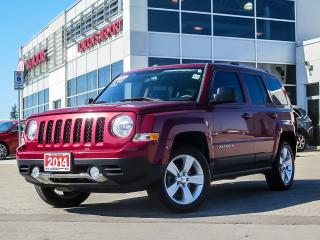 Used 2014 Jeep Patriot Limited 2WD for sale in London, ON
