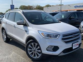 Used 2017 Ford Escape Titanium for sale in Midland, ON