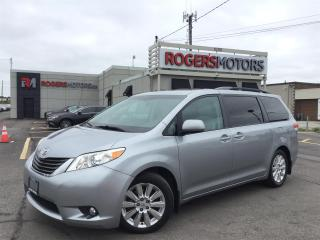 Used 2011 Toyota Sienna XLE - 7 PASS - SUNROOF - LEATHER for sale in Oakville, ON