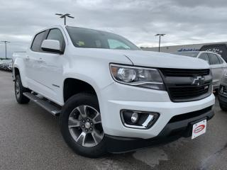 Used 2017 Chevrolet Colorado Z71 for sale in Midland, ON