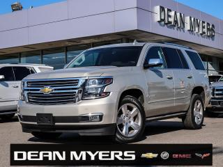 Used 2016 Chevrolet Tahoe LTZ for sale in North York, ON