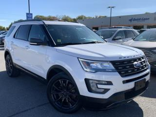 Used 2017 Ford Explorer XLT for sale in Midland, ON