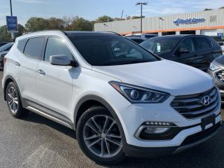 Used 2017 Hyundai Santa Fe Sport 2.0T Limited for sale in Midland, ON