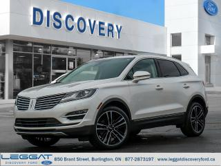 Used 2017 Lincoln MKC Reserve for sale in Burlington, ON