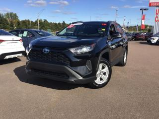 Used 2019 Toyota RAV4 Hybrid LE for sale in Moncton, NB