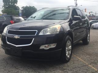 Used 2010 Chevrolet Traverse FWD 4dr 1LS for sale in Brantford, ON