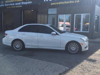 Used 2011 Mercedes-Benz C-Class 4dr Sdn C 250 RWD for sale in Brantford, ON
