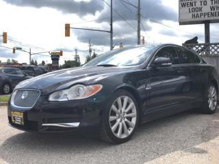 Used 2010 Jaguar XF 4dr Sdn Premium Luxury for sale in Brantford, ON