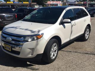 Used 2013 Ford Edge 4DR SEL FWD for sale in Brantford, ON