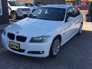 Used 2011 BMW 3 Series for sale in Brantford, ON