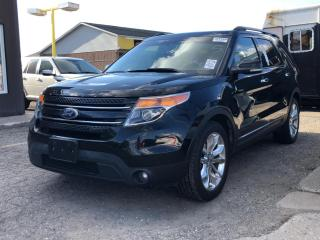 Used 2011 Ford Explorer FWD 4dr V6 Auto Limited for sale in Brantford, ON