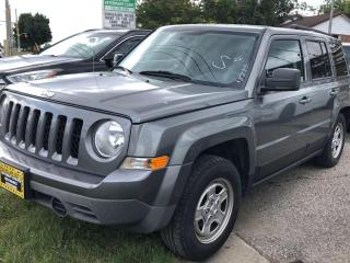 Used 2012 Jeep Patriot FWD 4dr Sport for sale in Brantford, ON
