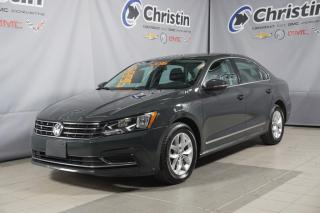 Used 2016 Volkswagen Passat SIEGE CHAUFFANT CAM DE RECUL BLUETOOTH for sale in Montréal, QC