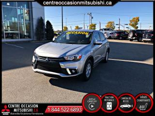 Used 2019 Mitsubishi RVR SE AWC CAMERA APPLE CARPLAY for sale in St-Jérôme, QC