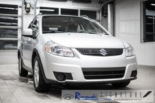Used 2011 Suzuki SX4 JX AWD Rimouski Hyundai for sale in Rimouski, QC