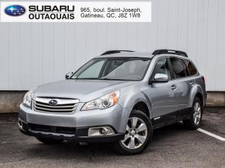 Used 2012 Subaru Outback 5dr Wgn CVT 2.5i w-Convenience Pkg for sale in Gatineau, QC