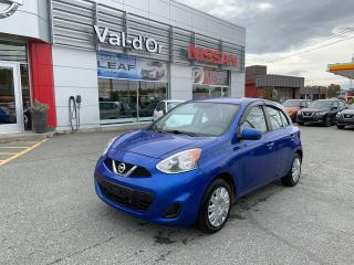 Used 2015 Nissan Micra SV Bas millage for sale in Val-D'or, QC