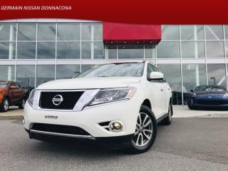 Used 2016 Nissan Pathfinder SV 4WD *** 89$ / SEMAINE *** GARANTIE INCLUS for sale in Donnacona, QC