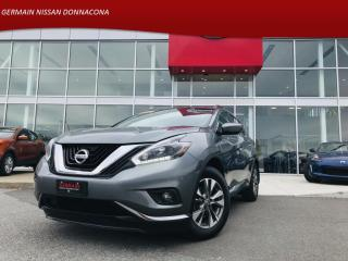 Used 2018 Nissan Murano SV AWD *** 107$ / SEMAINE *** GARANTIE INCLUS for sale in Donnacona, QC