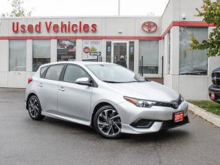 Used 2017 Toyota Corolla iM Base for sale in North York, ON