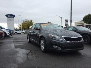 Used 2013 Kia Optima LX for sale in Lévis, QC