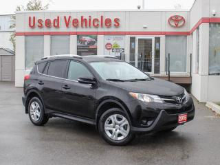 Used 2015 Toyota RAV4 LE for sale in North York, ON