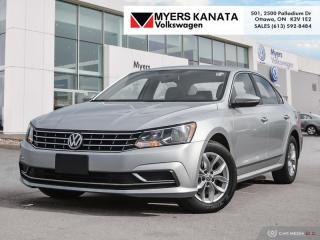 Used 2017 Volkswagen Passat Trendline+  - Certified for sale in Kanata, ON