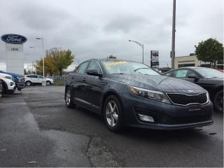 Used 2015 Kia Optima LX for sale in Lévis, QC
