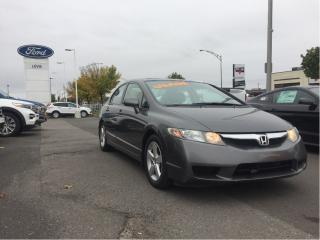 Used 2011 Honda Civic SE for sale in Lévis, QC