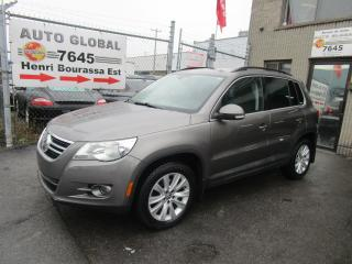 Used 2010 Volkswagen Tiguan 4 portes Highline 4Motion, Cuir Mags Toi for sale in Montréal, QC