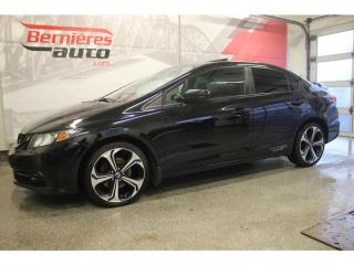 Used 2014 Honda Civic Si + Gps for sale in Lévis, QC