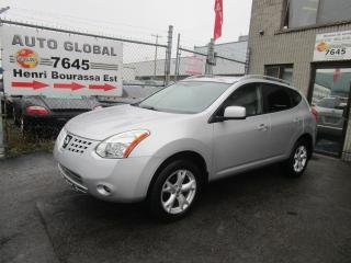 Used 2009 Nissan Rogue Traction intégrale, 4 portes SL Cuir Mag for sale in Montréal, QC