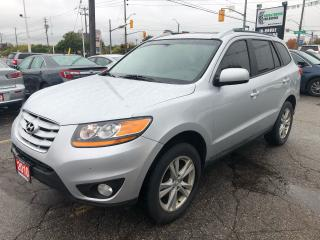 Used 2010 Hyundai Santa Fe Heated Seats l Bluetooth l Sunroof for sale in Waterloo, ON