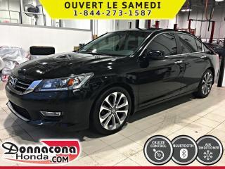 Used 2013 Honda Accord SPORT *GARANTIE 10 ANS/200 000KM* for sale in Donnacona, QC