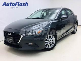 Used 2018 Mazda MAZDA3 Sport GS Sport Hatchback Touring *Toit/Sunroof *Camera for sale in St-Hubert, QC