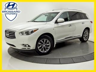 Used 2015 Infiniti QX60 NAV, TOIT OUVRANT, CAM DE RECUL for sale in Brossard, QC