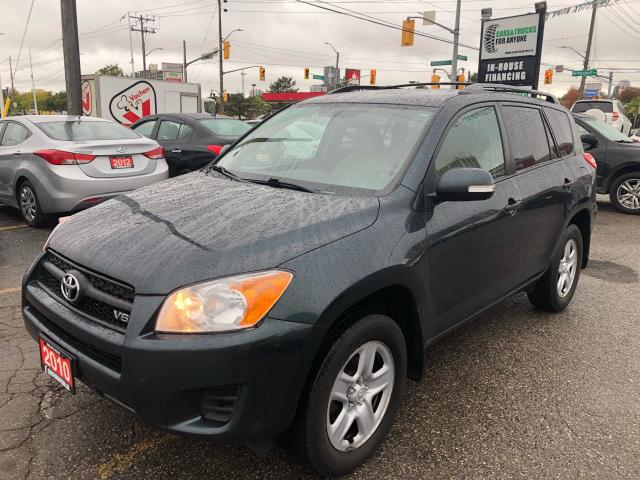 2010 Toyota RAV4 V6 l AWD l No Accidents