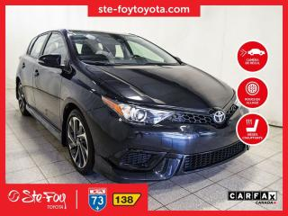 Used 2017 Toyota Corolla iM Roue en alliage, Caméra recul for sale in Québec, QC