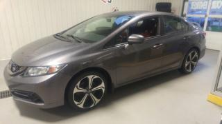 Used 2014 Honda Civic Si with NAV. for sale in Gatineau, QC