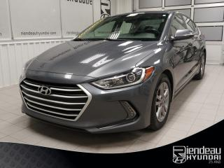 Used 2017 Hyundai Elantra GL + APPLE CARPLAY/ANDROID+ CAMÉRA DE RECUL for sale in Ste-Julie, QC